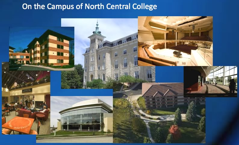 North Central College - collage